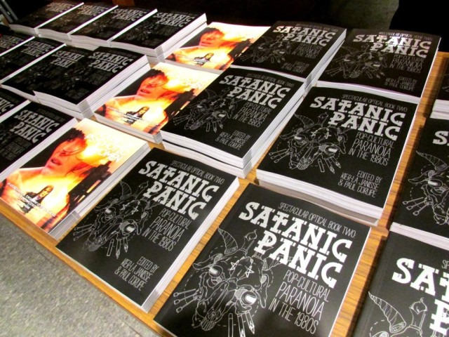 satanic panic book launch